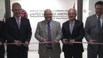 İZTO'da ABD Ticaret Müsteşarlığının yeni ofisine açılış