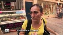 Vaucluse : les habitants se préparent à des températures record