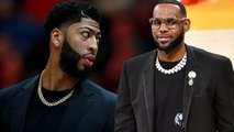 LeBron James GIVING Anthony Davis -23 As Lakers SUCCESSFULLY Clear Room To Sign Max Star