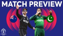 Match Preview - New Zealand vs Pakistan - ICC Cricket World Cup 2019