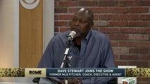 The Jim Rome Show: Dave Stewart talks openers in baseball