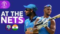 WIN v IND - At The Nets - ICC Cricket World Cup 2019