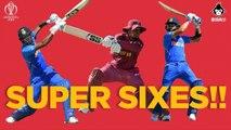 Bira91 Super Sixes- - West Indies vs India - ICC Cricket World Cup 2019