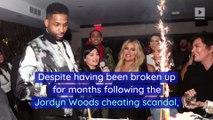 Tristan Thompson Posts Birthday Tribute to Ex Khloé Kardashian