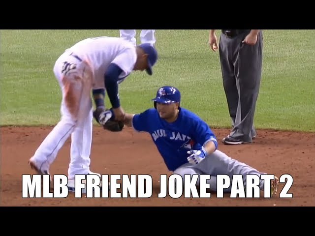 MLB Friend Joke Part 2