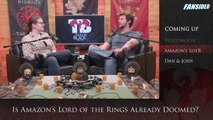 Is Amazon's Lord of the Rings already doomed? | Take The Black LIVE