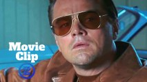 """Once Upon a Time ... in Hollywood Movie Clip - """"This Town"""" (2019) Leonardo DiCaprio Comedy Movie HD"""