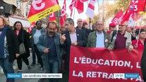 Retraites : les syndicats très remontés
