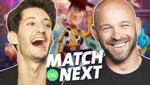 Franck Gastambide et Pierre Niney ont-ils pleuré devant Toy Story 4 ?