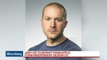 Why Jony Ive Leaving Apple Is Such a Big Deal