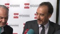 Marchena, premiado por el Consejo General de Procuradores de España