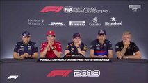 F1 2019 Austrian GP - Thursday (Drivers) Press Conference