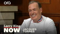 """Keeping it off is hard"": Chef Jacques Torres on his weight loss journey"