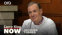 """I became a craftsman"": Chef Jacques Torres on his ascension into pastries"