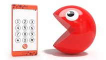 Learn to Count Numbers with Monster Smart Phone for Kids