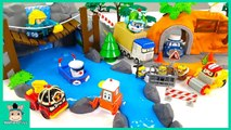 Be careful of the taxi- If cars Trouble, Robocar Poli - Friends Will Be There - MariAndToys