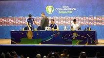 Argentina talk ahead of quarter-final against Venezuela