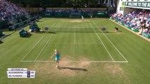 Eastbourne - Pliskova ne laisse que deux jeux à Alexandrova