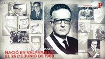 Recordando a Allende - En la Frontera, 27 de junio de 2019