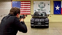 Bulletproof Car Company CEO Takes Shots From  AK-47 To Prove Security