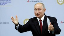 Putin Claims That Oil Output Deal Helped Stabilize World Markets