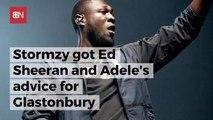 Stormzy Has Superstar Help For Glastonbury Festival