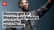 Stormzy Has Superstar Help For Glastonbury Festival