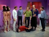 Star Trek Season 2 episode 8 (I, Mudd)Kirk Spock Scotty and McCoy outwit the Androids