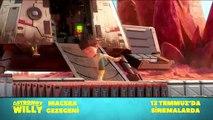 Astronot Willy: Macera Gezegeni - Willy Bilinmeyen Bir Gezegende!