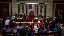 Congreso de EEUU aprueba USD 4.600 millones para recepción de migrantes