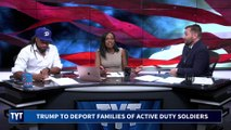 Trump Deporting Soldier's Families