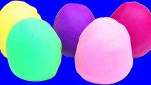 Oeufs Surprise Play Doh La Reine des Neiges, Minnie Mouse, Hello Kitty