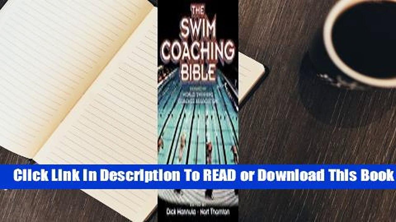 Full E-book The Swim Coaching Bible, Volume I  For Trial