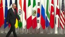 Cumhurbaşkanı Erdoğan, G20 Liderler Zirvesi'nde (2)