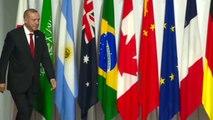 Cumhurbaşkanı Erdoğan, G20 Liderler Zirvesi'nde (2) - OSAKA