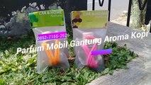 Parfum Mobil Gantung Aroma Kopi 0852-7155-2626