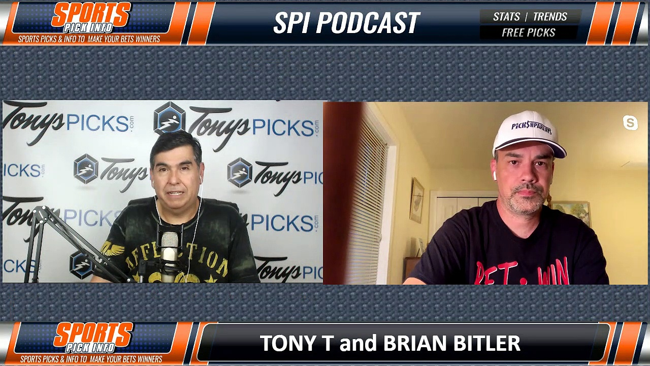Michigan St Michigan College Football Pick Sports Pick Info with Tony T and Brian Bitler 11/16/2019
