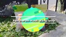 Pengharum Mobil Wangi Kopi 0852-7155-2626