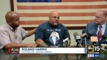 Family of Jacob Harris files $6 million claim with the city