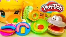 Singe Jouets Gourmand Pâtes Magiques Cuisine Géante Légumes Pâte à modeler Couleurs Play-Doh