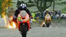 Craziest Motorcycle Racing EVER! ...like really crazy