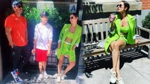 Malaika Arora enjoys holiday with Arjun Kapoor's family; Check Out | FilmiBeat