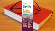 Full E-book Therapeutic Exercise Notes  For Full