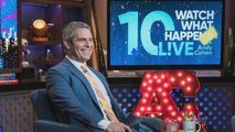 Andy Cohen Reveals His Bucket List Guests for 'WWHL' (Exclusive)