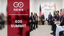 G20 Summit Begins In Osaka, Japan