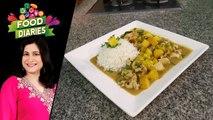 Chicken Mango Curry Recipe by Chef Zarnak Sidhwa 26 June 2019