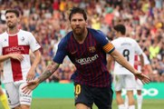 The Story of Lionel Messi
