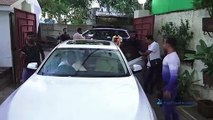 Kangana Ranaut Spotted At Sunny Super Sound Juhu
