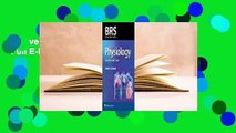 Full version  BRS Physiology  Review  Full E-book  BRS Physiology Complete