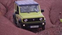 Suzuki Jimny Desert Experience 2019